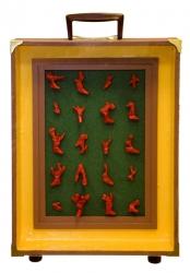 Relicario de los corales con botas